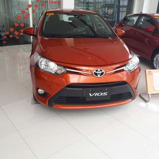 BNEW 2018 TOYOTA VIOS MATIC READY TO RELEASE