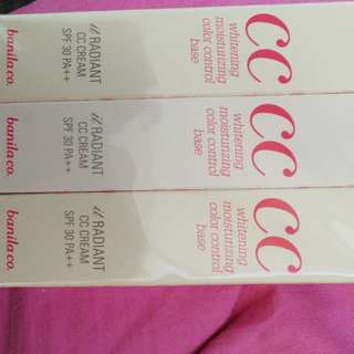 Banila co CC Cream