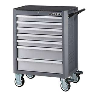Boxo 7 Drawer Tool Trolley