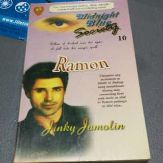 Pocket Book (Precious Hearts Romances - Midnight Blue Society Series: Ramon)