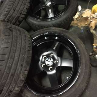 sport rim 18 inch KLUTCH