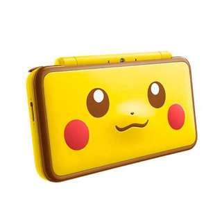 Nintendo Switch 2DS XL Pikachu Edition