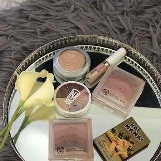 Bundle basic make up , need gone