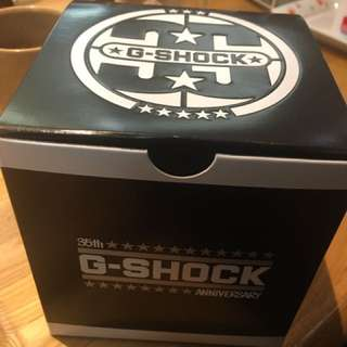 Gshock Redout 35th 日本水貨