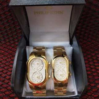 AUTHENTIC PHILIP STEIN WATCH (sold as each)