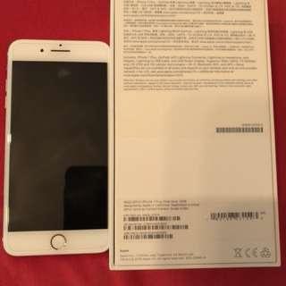 I phone7 plus 玫瑰金 32gb