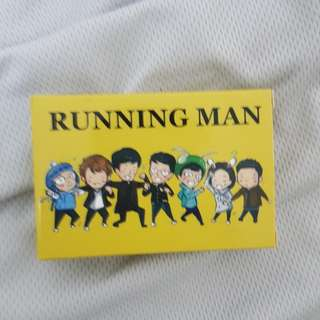 🚚 Running man 撲克牌