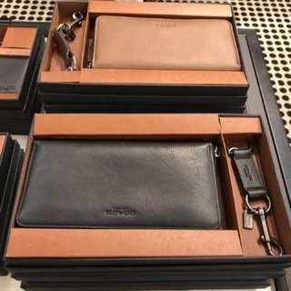 Coach Wallet 禮盒