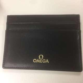 Omega card holder