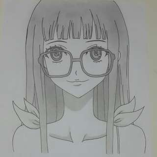 Anime Drawings! Accepting Commissions/Requests!