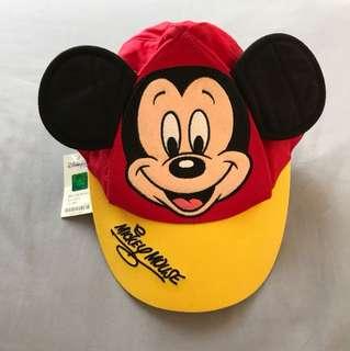 Hong Kong Disneyland Mickey baseball cap