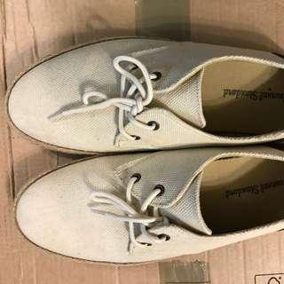 Journal Standard 帆布鞋 UK11 EU44 8成新