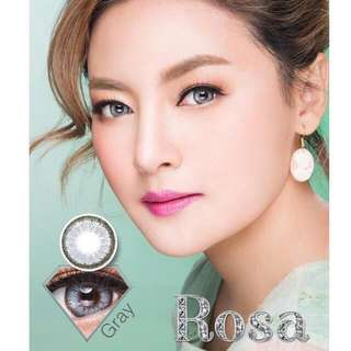 Dreamcolor1 Rosa Grey Softlens