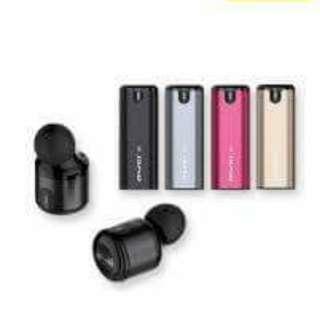Awei全無線藍芽耳機連充電盒
