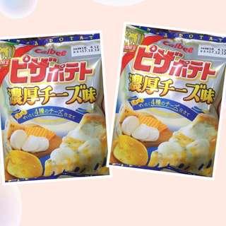 芝士薯片 日本薯片