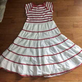 New condition Chateau De Sable Girls Dress 8-12
