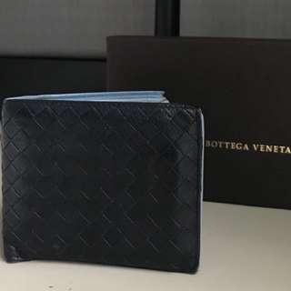 Bottega Venetta Mens Wallet