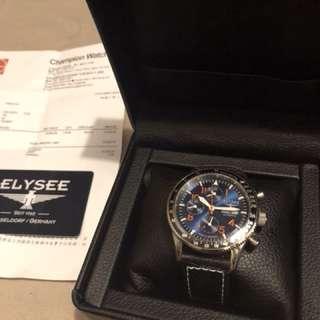 ELYSEE 80530Blue 錶