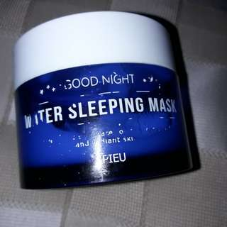Authentic A'PIEU Water sleeping mask (Night cream) fro Korea