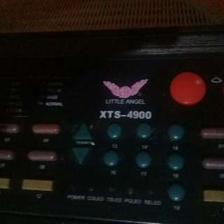 piano mini xts4900
