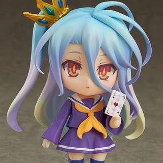 No Game No Life Shiro Nendoroid