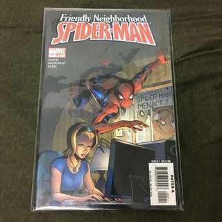 Friendly Neighborhood Spider-Man 5 Marvel Comics Book Stan Lee Movie Avengers Spiderman