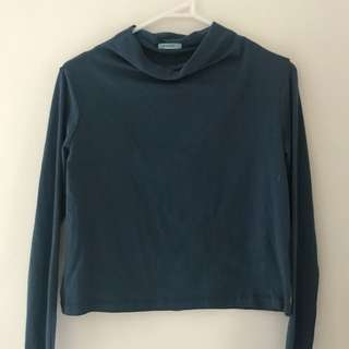 Kookai turtle neck size 1