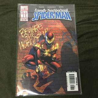 Friendly Neighborhood Spider-Man 8 to 10 Marvel Comics Book Stan Lee Movie Avengers Spiderman
