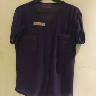 Purple Blouse