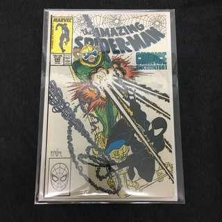 Amazing Spider-Man 298 Marvel Comics Book Stan Lee Movie Avengers Spiderman Venom