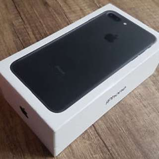 Perfect condition iPhone 7 Plus 32GB