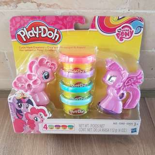 My Little Pony Play Doh set