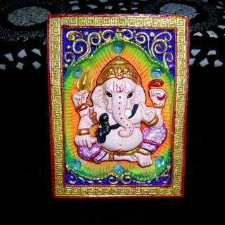 Kruba Krissana Phra Pikanet / Ganesha Amulet