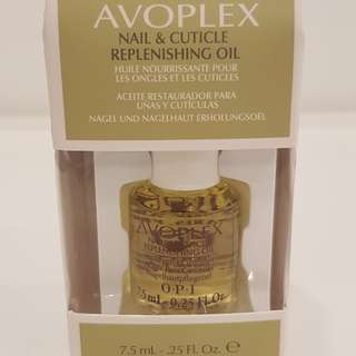 O. P. I AVOPLEX NAIL AND CUTICLE REPLENISHING OIL