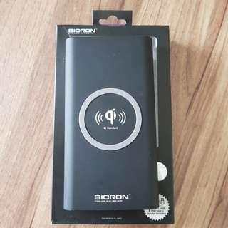 SICRON Wireless Powerbank