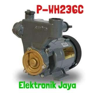 """P-WH236C Pompa Air Sanyo (Sumur Dangkal) """"Non-Otomatis"""""""
