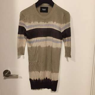 D&G knit top