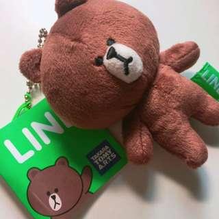 LINE - Brown 熊大