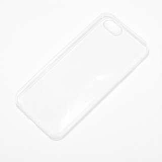 Iphone 5 5SE 透明軟膠手機殼 transparent flexible plastic phone case