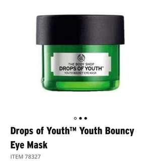 Drop of Youth, Bouncy sleeping mask