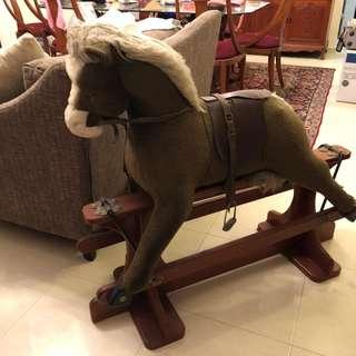 Harrods Rocking Horse