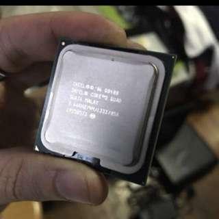 Intel core 2 quad Q-8400 2.66ghz