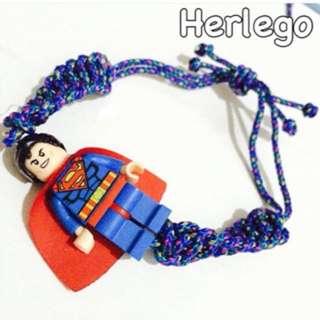Gelang Lego Superman
