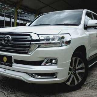 Toyota Land Cruiser ZX 4.7 V8