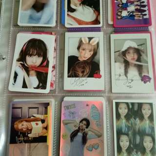 WTS Twice Photocard