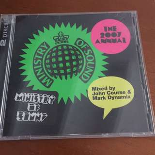 Ministry of Sound- The 2007 Annual