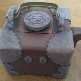 Antiques - Tea Pot
