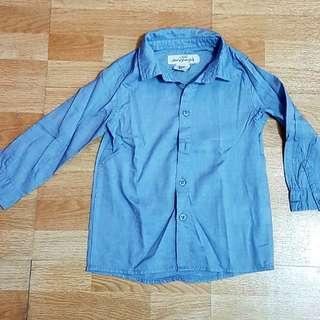 H&M Long Sleeves Polo