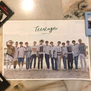 SEVENTEEN: TEEN AGE - Official Posters (2 pcs)
