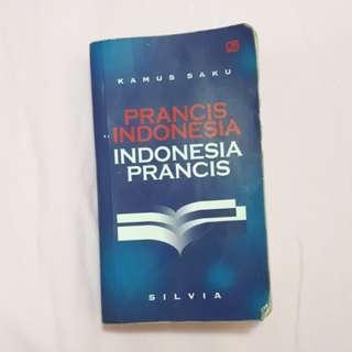 Kamus saku Prancis-Indonesia, Indonesia!-Prancis